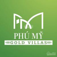 phú mỹ gold villas đô thị trung tâm mới thị xã phú mỹ 0937175015