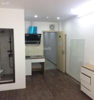 chính chủ cho thuê căn hộ studio 28m2 đầy đủ đồ điều hòa giường tủ phố hàm long cách hồ gươm 400m