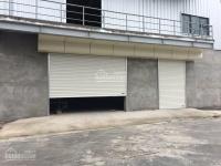 Cho thuê kho xưởng 500mx4T thang máy Bắc Ninh LH: 0933931268