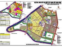 bán đất liền kề tây nam linh đàm dt 60m2 80m2 90m2 giá bán 41 trm2