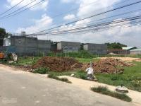 85x30m2 đất thổ cư sau bệnh viện đa khoa củ chi sát kcn tây bắc phù hợp xây trọ 11 tỷ