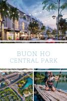 Mở bán đất nền dự án Buôn Hồ Central Park trung tâm thị xã Buôn Hồ - Đầu tư hiệu quả với 6,3trm2 LH: 0903555638