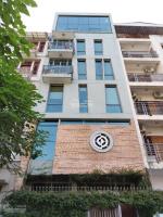 Bán nhà pl Lạc Long Quân,Tây Hồ DT75m2 xây 7 tầng thang máy oto 7 chỗ vào nhà, giá 105tỷ LH: 0963133949