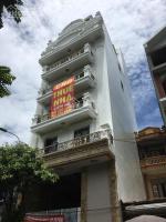 Cho thuê nhà ngõ 121 nguyễn Văn Cừ ,Long Biên,HN dt80m2x4t giá 20tr LH: 0989365988