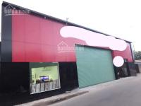 Chính chủ bán gấp đất bao gồm nhà xưởng đã trang trí mặt tiền đẹp, xe Container ra vào thoải mái LH: 0979010268