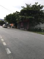 bán lô đất 150m2 ngang 10m mặt đường 208 đối diện nhà hàng hương đồng nội