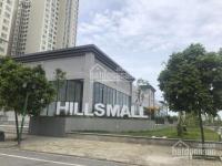 Chính chủ cho thuê sàn thương mại Hyundai Hillsmall Hà Đông giá 18$m2 Lh: 0981043666