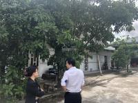 Cho thuê toàn bộ 2500M2 kho xưởng, văn phòng mặt tiền Nguyễn Hữu Trí, xã Tân Bửu, Bến Lức, Long An LH: 0938101316