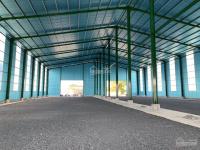 Cho thuê nhà xưởng mới xây cao thoáng, sạch đẹp, mặt tiền Quốc Lộ 1A thuộc huyện Bến Lức, Long An LH: 0938339313