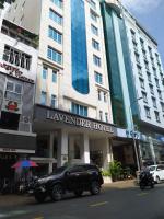 Cho thuê khách sạn mt Lê Anh Xuân,P Bến Thành, Q1 Lh 0896402146