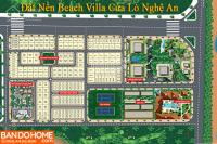 Phân phối chính thức đất nền Beach Villa Cửa Lò Nghệ An - 0933 44 10 22- Nguyên Đức