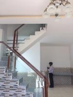 Cần bán nhà mới xây ấp 4 xã Long Hậu, Cần Giuộc DT 33 x 8m 2PN, giá 970 triệu LH ngay 0964886568
