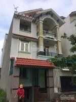 Cho thuê nhà Đường 34: 8x20m, trệt, 2 lầu, 4PN, 5WC Giá 40 trth Tín 0983960579