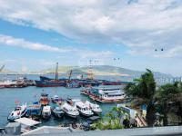 Cho thuê khách sạn kiêm căn hộ du lịch mới keng full nội thất view biển Trần Phú - Vĩnh Nguyên LH: 0978692931