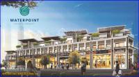 Nhà phố vườn 16x16 Waterpoint 1 trệt 1 lầu phong cách Nhật bản giá 2,3 tỷ LH 0939 247 610
