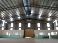 Xưởng mới xây Đường ĐT830 - Bến Lức DT xưởng: 2000m2 Giá thuê: 90 triệu LH: 0911447908