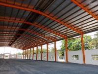 Xưởng cho thuê Đường - ĐT 830 - Long An DT xưởng: 4000m2 Giá thuê: 180Triệu LH: 0911447908