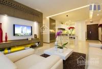 Cho thuê CHCC Central Garden Q1, DT: 76m2, 2 phòng ngủ, giá 13trth LH: 0943245711 Hoàng
