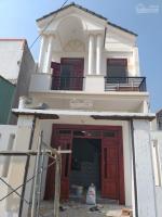 Bán nhà đang hoàn thiện 1 trệt 1 lầu, bao đẹp ngay ngã 3 cây sung - trảng dài chỉ 750tr LH: 0919206469