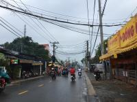 Bán nhà xưởng 800m2, Mặt tiền đường Phan Văn Hớn LH: 0983057708
