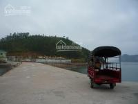 Gia đình cần tiền bán đất biển đảo xã Thắng Lợi Vân Đồn làm khách sạn nhà nghỉ, trang trại nhà ở LH: 0867547832