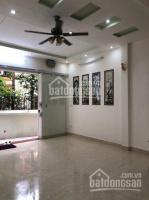 Bán nhà ngõ 44 Trần Thái Tông, Cầu Giấy,DT50m2x5 tầng mới, 475tỷ LH: 0963133949