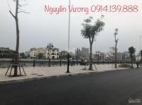 Bán lô đất 52m2 mặt phố đi bộ Thế Lữ, dự án chỉnh trang sông Tam Bạc LH 0914139888