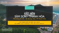 Cơ hội đầu tư đất ven biển giá rẻ, sổ đỏ nhanh gọn - cạnh quy hoạch Sungroup - LH: 0915861100