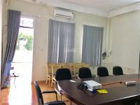Cho thuê văn phòng làm việc, 40m2, tại 35 Lê Thanh Nghị Bàn , ghế, máy lạnh, bảng LH: 0983917649
