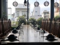 Cần Sang Hoặc Cho Thuê Nhà Hàng DT 170m2 ngang 9m Đường Nguyễn Trải Nha Trang: 0967613173