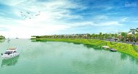 Bán đất dự án Saigon village, dãy B2, đường 17m, gần cổng vào, gia bán 1,6 tỷ, LH: 0938955967
