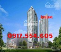 Bán CH Richlane Vivo City Q7 - thanh toán 30 nhận nhà - chiết khấu cao lên đến 8 LH 0917554605