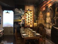 cho thuê hoặc sang nhượng nhà hàng sang trọng cao cấp gồm 1 trệt 3 lầu khu bàn cờ nha trang