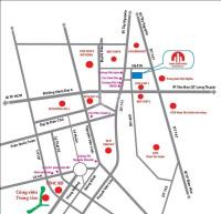 Bán đất sổ đỏ ngay Vsip2, chợ Vĩnh Tân Chỉ còn 2 lô cuối cùng vị trí đẹpLH0966572412