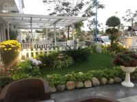 nhà phố melosa 6x23m nội thất cao cấp thiết kế phong cách châu âu view trực diện công viên