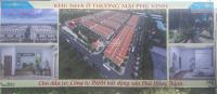 Bán đất dự án khu nhà ở phú gia phú vinh LH: 0979396886