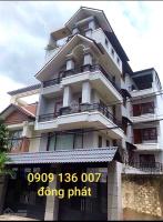 Bán nhà mặt tiền Nguyễn Trọng Tuyển, Quận Phú Nhuận, DT: 82m x 24,5m, trệt 3 lầu mới 0909136007
