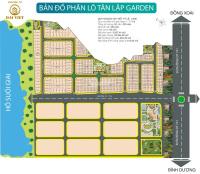 Đất Nền Giá Rẻ Bình Phước ,Sổ Hồng Riêng-Dự Án Tân Lập Garden Với 440 Triệu 250m2-300m2 0938585538