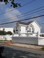 đất nền sổ hồng xây tự do nằm trên mặt tiền đường dương đình cúc tân kiên bình chánh tp hcm