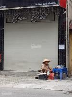 Cho thuê nhà mặt phố Nguyễn Trãi: 60m2, mặt tiền 3,8m, thông sàn, riêng biệt LH: 0974557067