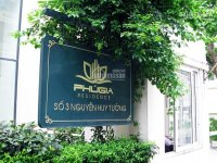 Chính chủ cho thuê căn hộ chung cư Phú Gia, hướng đông nam, đồ cơ bản, giá 11trtháng LH: 0969143618