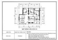 chính chủ cần bán gấp căn 3 phòng ngủ b2015 giá 2286tỷ dự án diamond riverside quận 8 0901469577