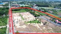 bán đất nền mặt tiền đường trần văn chẩm củ chi tt 600tr nhận nền xây dựng lh 0903845369