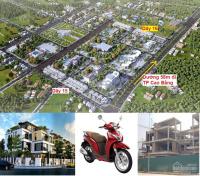 tặng 1 xe máy sh trị giá 55tr khi đặt mua nhà tại trung tâm tỉnh cao bằng 0968781070