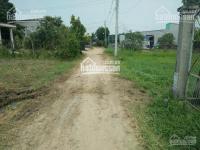 cần tiền bán gấp đất ngay đường nguyễn thị hạnh tt hậu nghĩa huyện đức hòa tỉnh long an