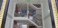 nhà mới xây cao cấp đường rộng 8m 1 sẹc nguyễn ảnh thủ 5x15m đúc 4 tấm lửng 2 lầu 5 phòng