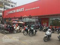 Hệ thống siêu thị Lanchi Mart cần mua gấp: 5 mặt bằng kinh doanh tại nội thành Hà Nội