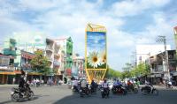 Cho thuê nhà mặt tiền kinh doanh Lê Hồng Phong, 5x25m, NH 8m, T4L, TM, giá 115trtháng LH: 0905182146