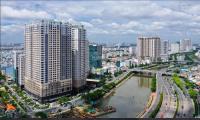 cho thuê căn hộ saigon royal liền kề quận 1 giá rẻ lh 0917052772 2pn 20 triệuth