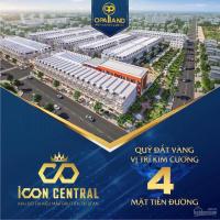 icon central 115tỷ duy nhất thị trường có cam kết mua lại đất nền 12 pl sổ hồnglh 090 7972798